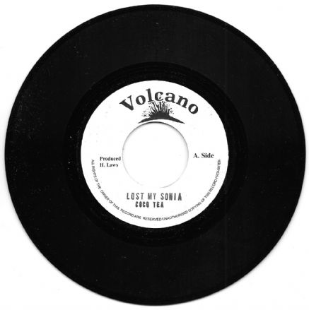 Cocoa Tea - Lost My Sonia / version (Jah Guidance / Volcano) UK 7""